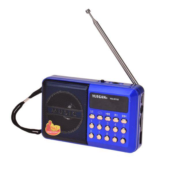 رادیو ضبط واسپیکر یوگان مدل YG-011U