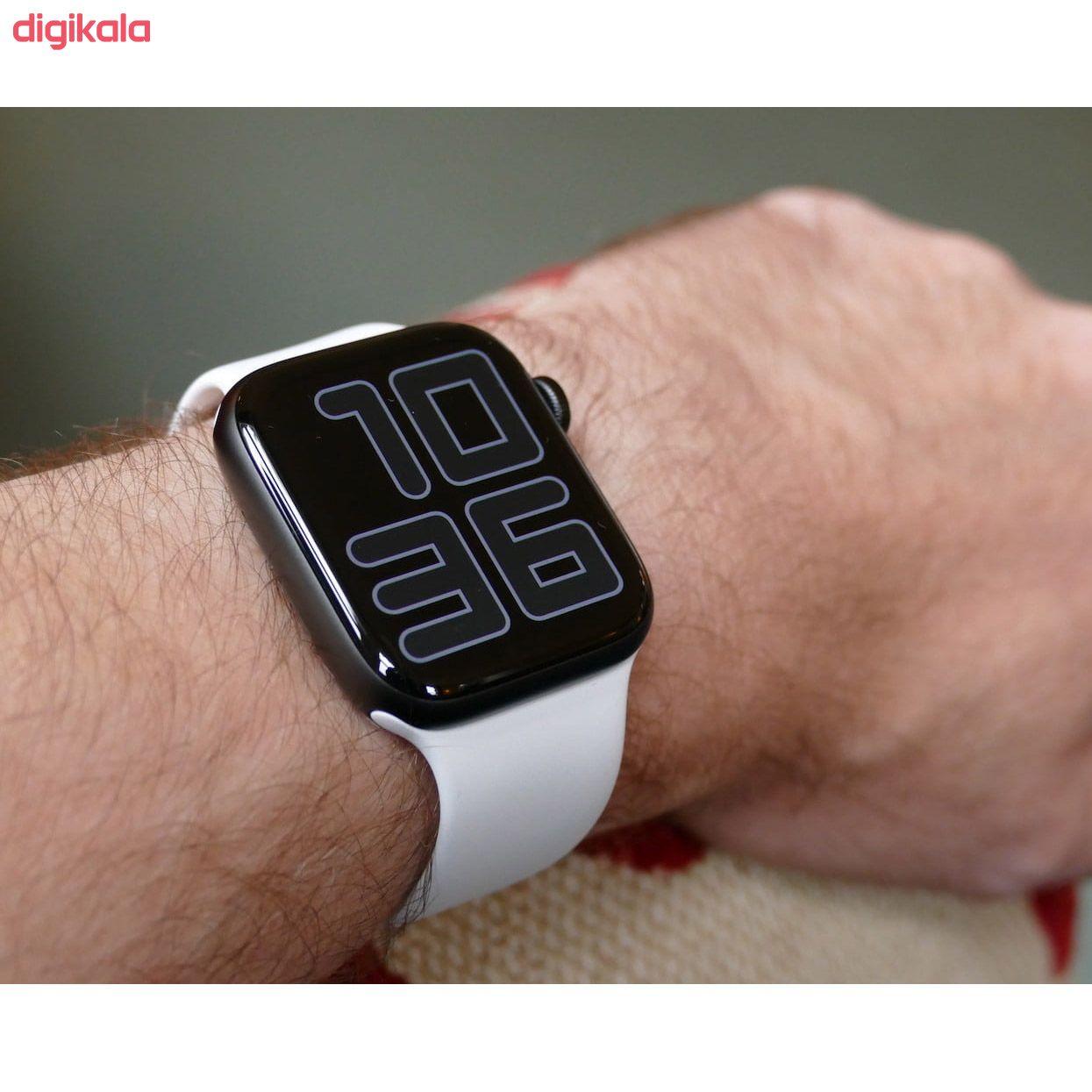 ساعت هوشمند اپل واچ سری 5 مدل 44m Space  Aluminum Case  Sport Band main 1 29