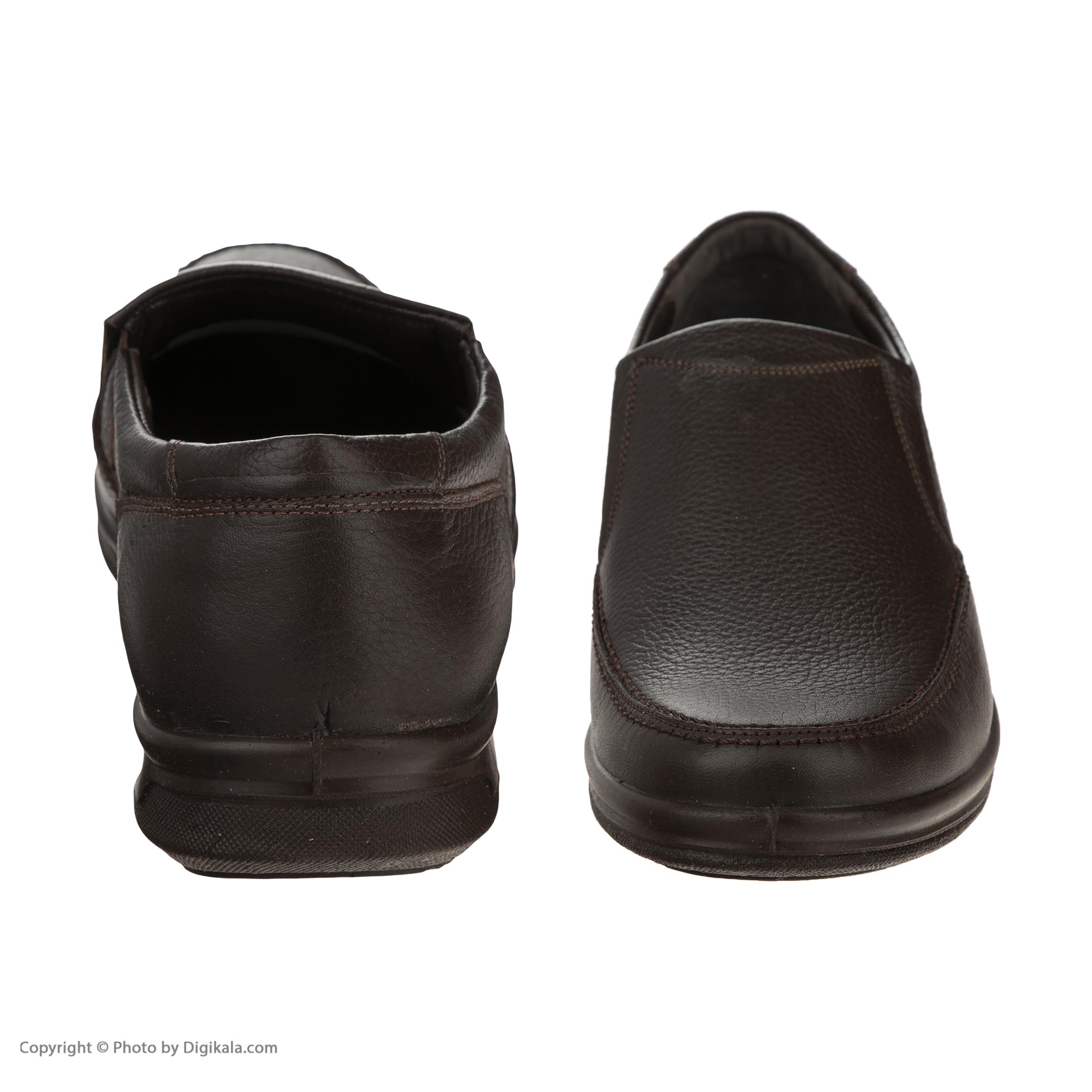 کفش روزمره مردانه بلوط مدل 7296A503104 -  - 5
