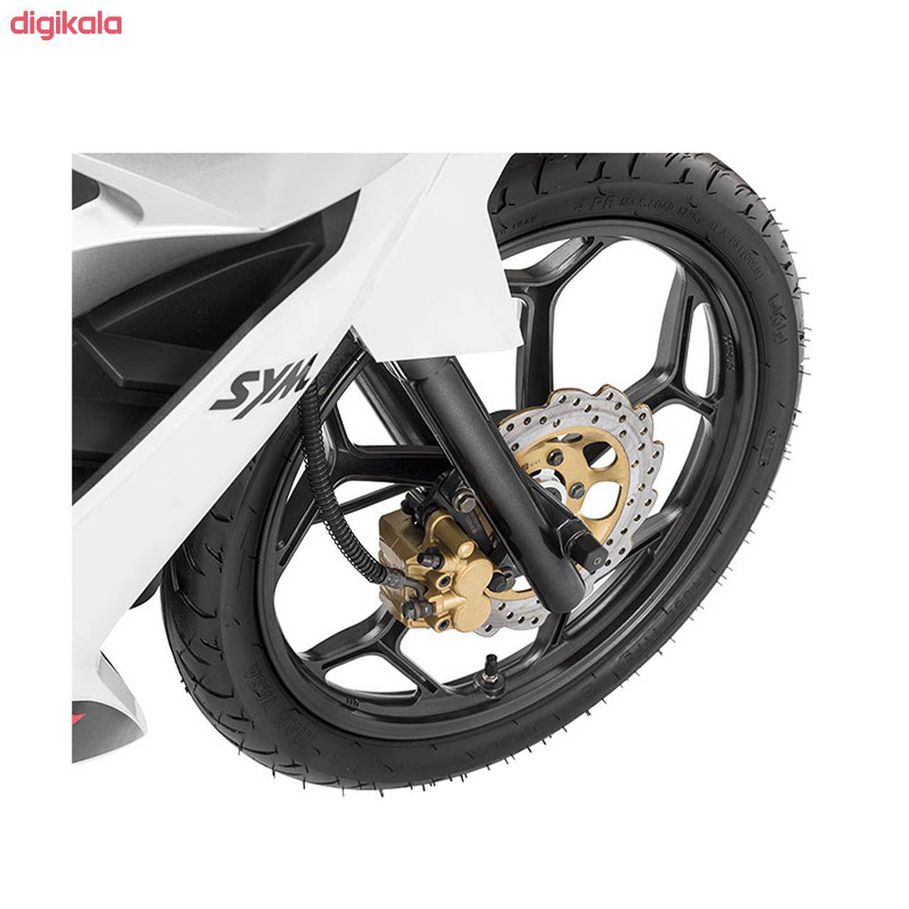 موتورسیکلت گلکسی مدل SR130 حجم 130 سی سیسال 1399 main 1 2