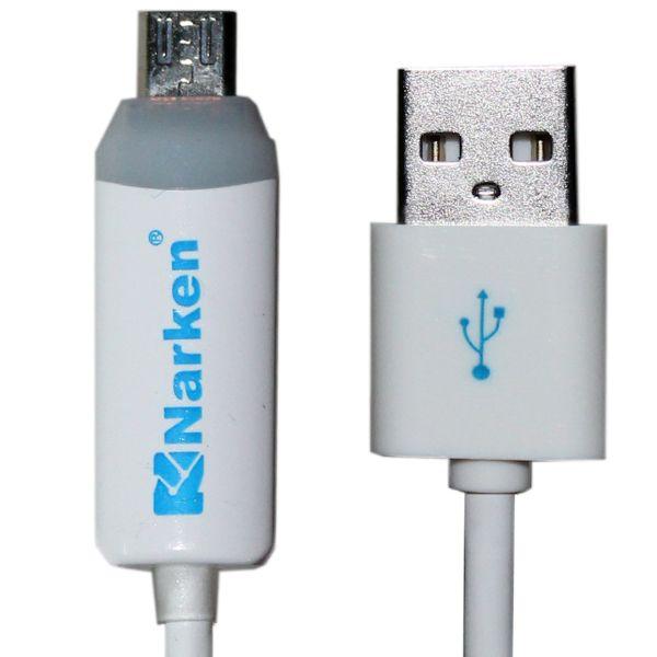 کابل تبدیل USB به Micro USB نارکن به طول 1 متر