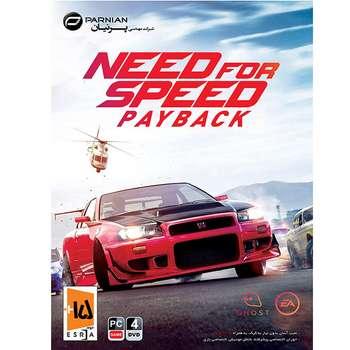 بازی کامپیوتریneed for speed paybackمخصوص Pc