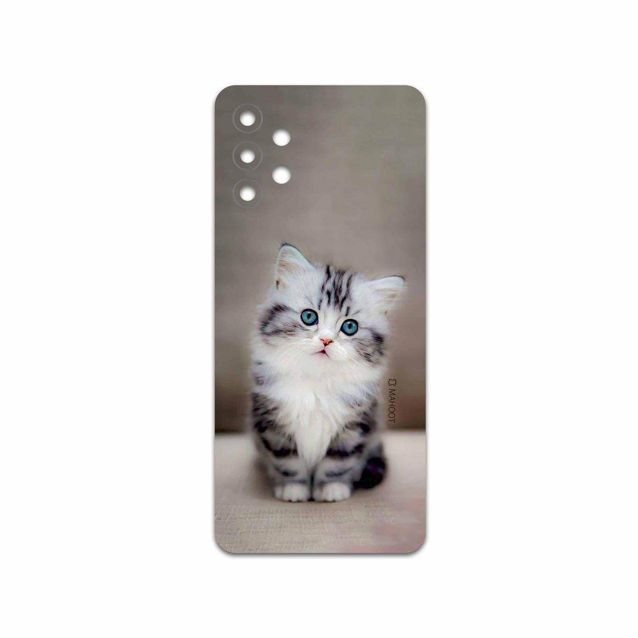 برچسب پوششی ماهوت مدل Cat-2 مناسب برای گوشی موبایل سامسونگ Galaxy A32 5G