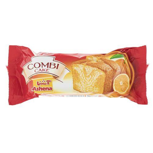 کمبی کیک وانیلی پرتقالی آشنا مقدار 150 گرم