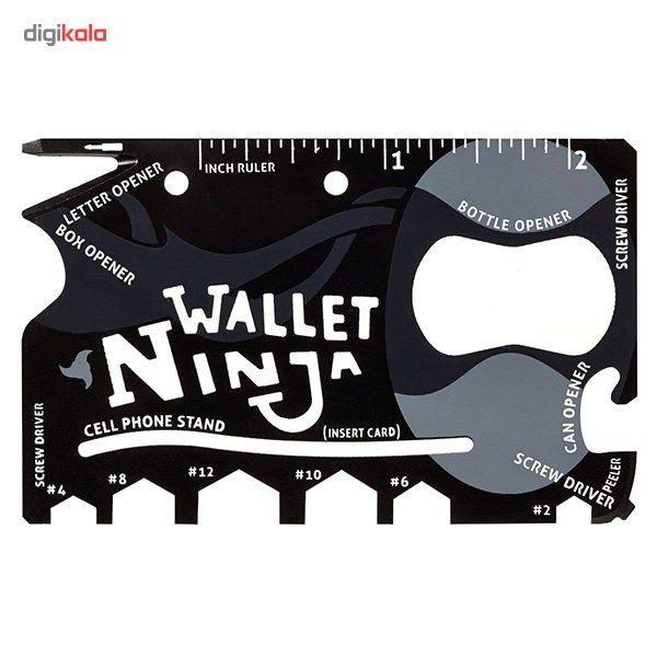 آچار و ابزار چند کاره Ninja Wallet main 1 1