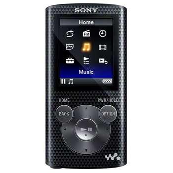 تصویر پخش کننده ی موسیقی سونی NWZ-E383 Sony NWZ-E383