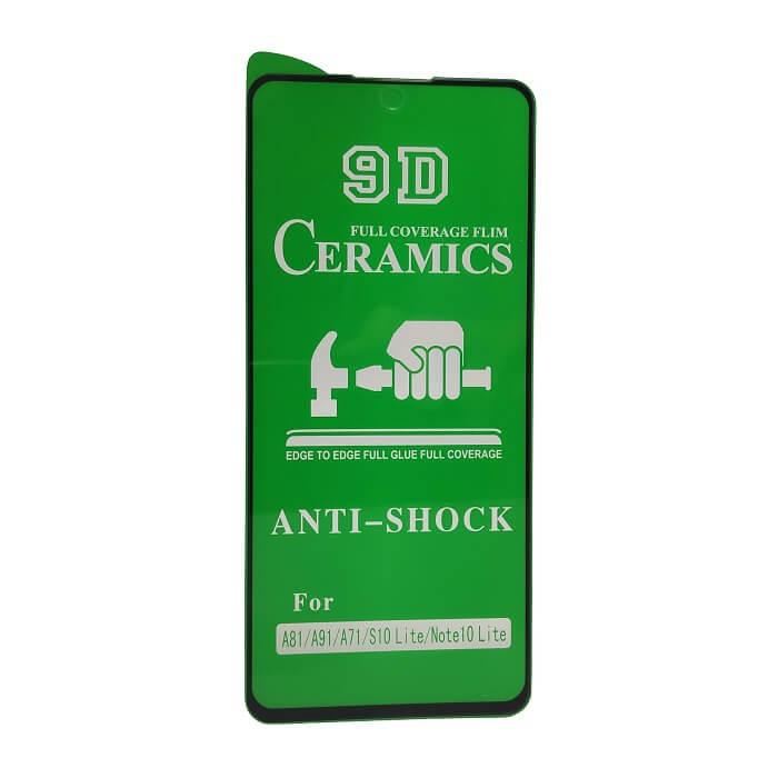 محافظ صفحه نمایش مدلRAC-1 مناسب برای گوشی موبایل سامسونگ Galaxy A81/ A91/ A71