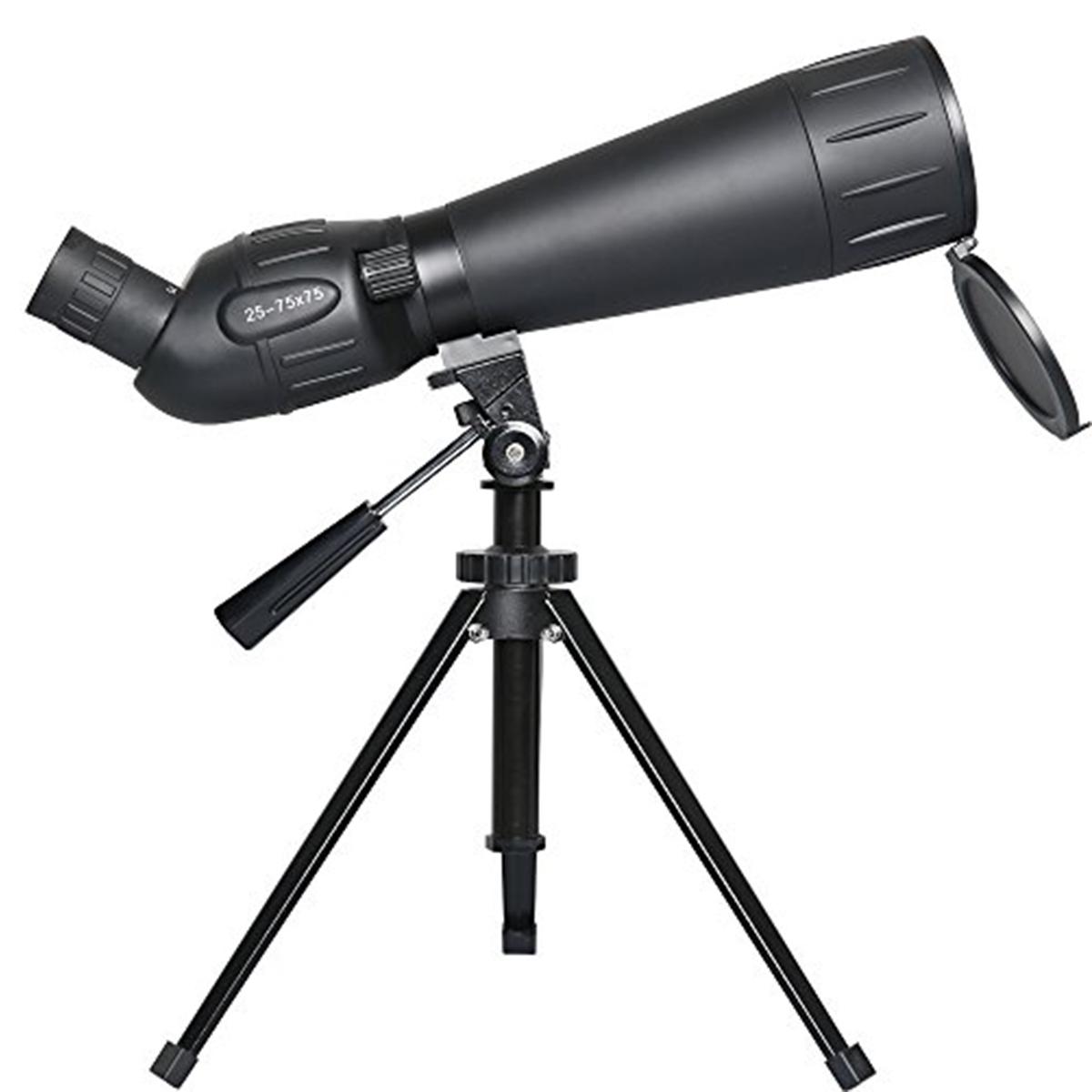 دوربین تک چشمی مدل 25-75x75