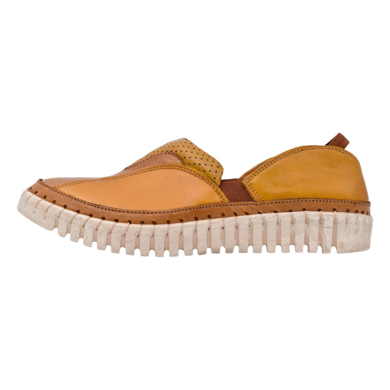 کفش روزمره زنانه پاما مدل P7 کد 2-G1361