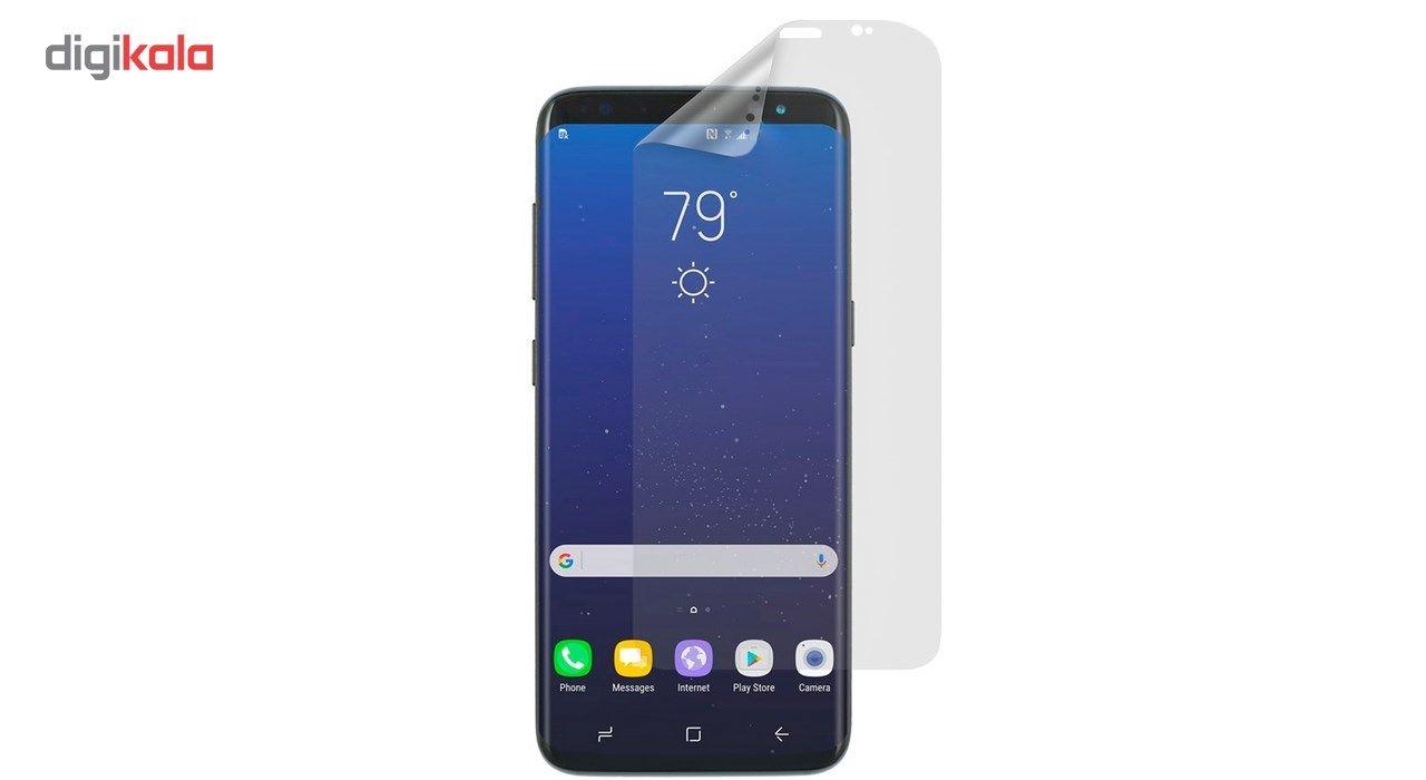 محافظ صفحه نمایش تی پی یو بست سوت مدل Full Cover مناسب برای گوشی موبایل سامسونگ Galaxy S8 Plus main 1 1