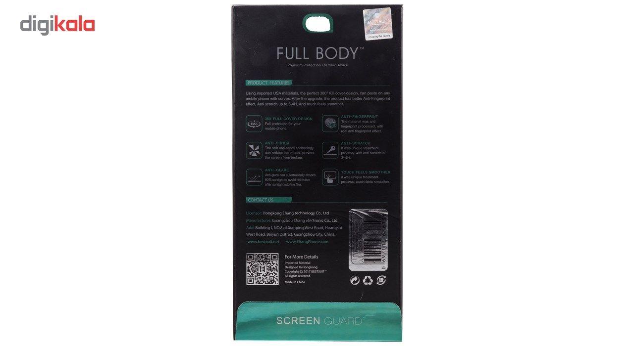 محافظ صفحه نمایش تی پی یو بست سوت مدل Full Cover مناسب برای گوشی موبایل سامسونگ Galaxy S8 Plus main 1 5