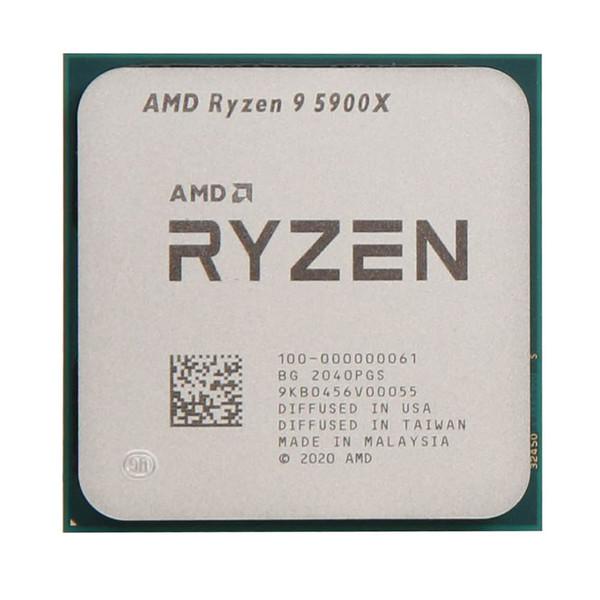 پردازنده مرکزی ای ام دی مدل Ryzen 9 5900X