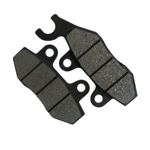 لنت ترمز جلو موتورسیکلت پازل مدل DBR058061F مناسب برای آپاچی