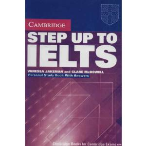 کتاب زبان Step Up To IELTS اثر ونسا جیکمن