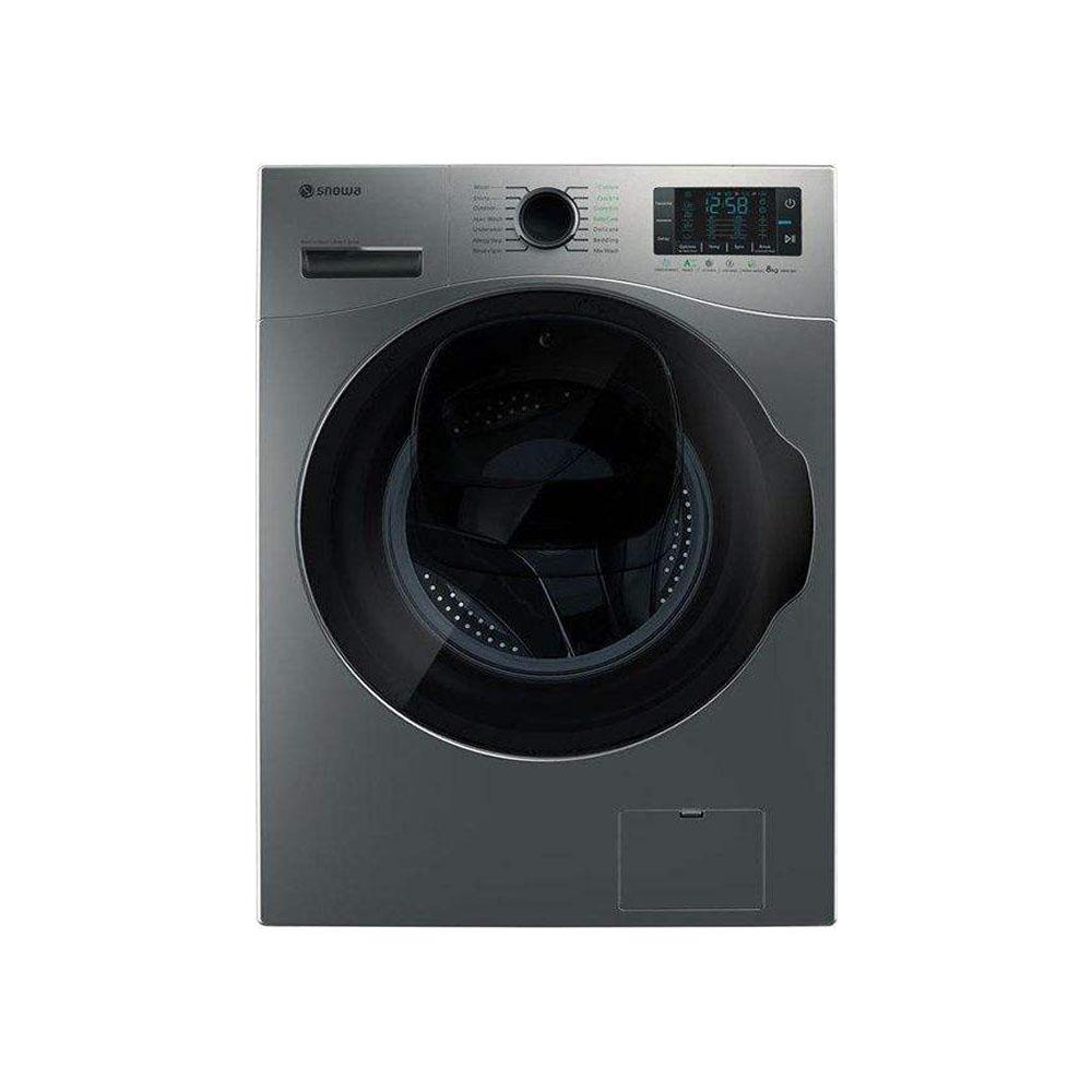 ماشین لباسشویی اسنوا مدل SWM-842 ظرفیت 8 کیلوگرم