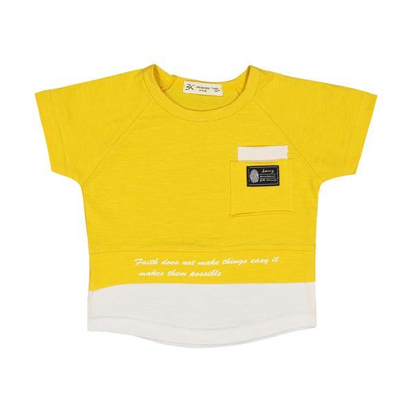 تی شرت پسرانه بی کی مدل 2211224-16