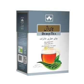 چای سیاه عطری خانواده چای دبش - 500 گرم