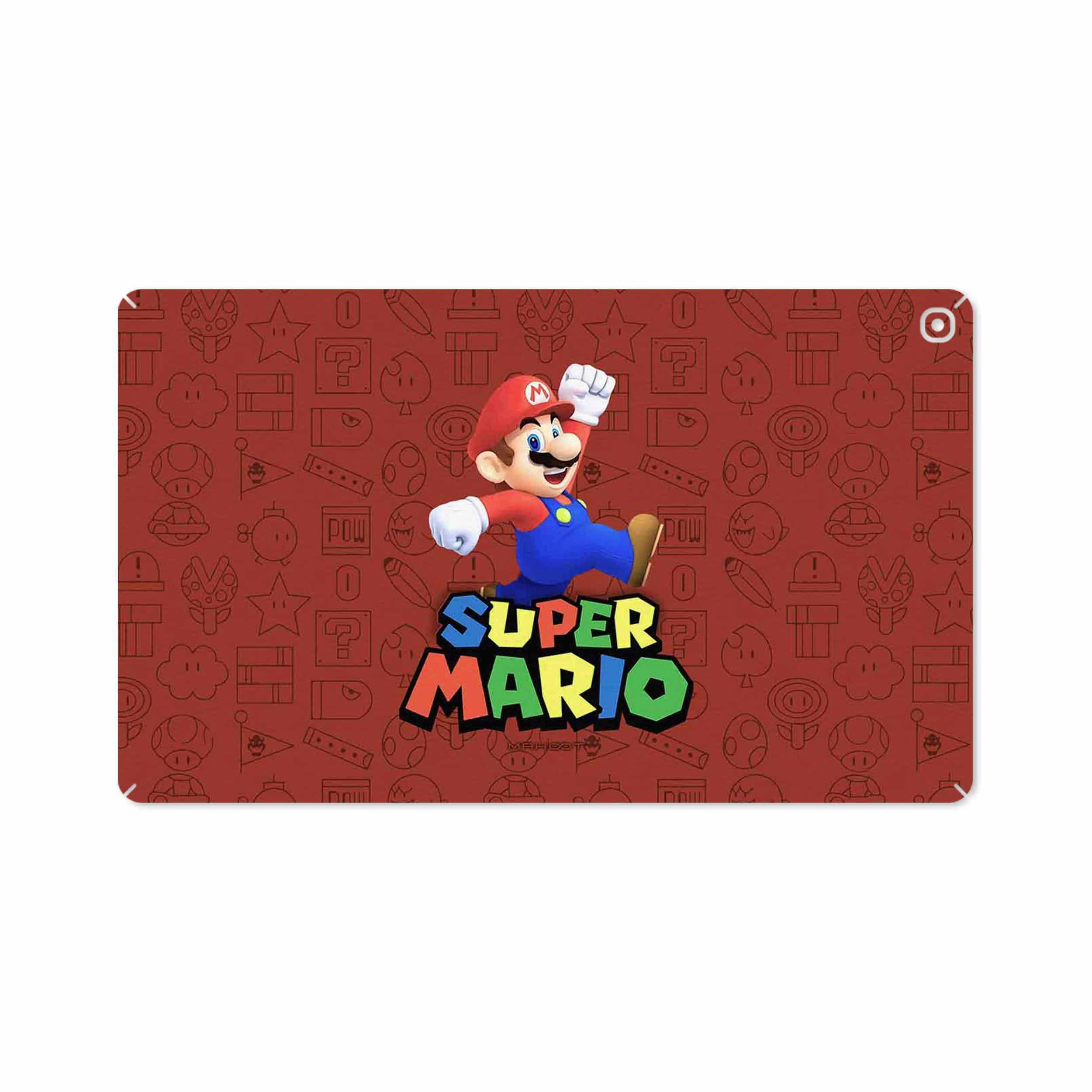 بررسی و خرید [با تخفیف]                                     برچسب پوششی ماهوت مدل Super-Mario-Game مناسب برای تبلت سامسونگ Galaxy Tab A 10.1 2019 T515                             اورجینال