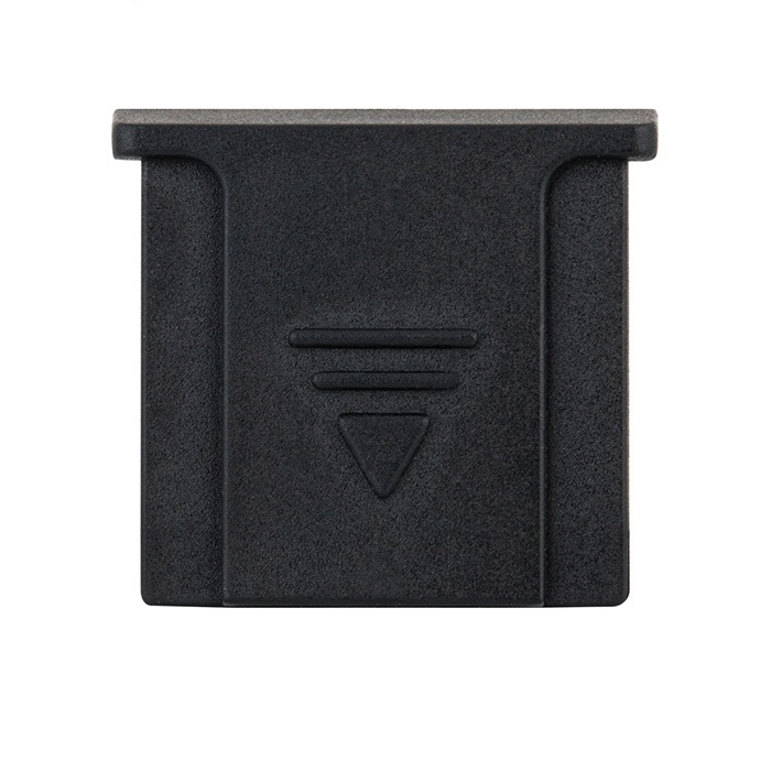 بررسی و {خرید با تخفیف} درپوش کفشک فلاش جی جی سی مدل HC-FB مناسب دوربین های فوجی فیلم اصل