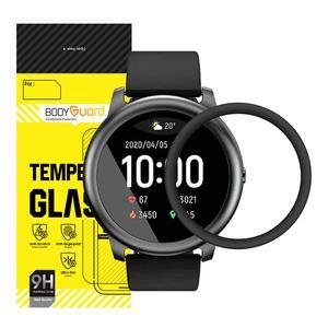 محافظ صفحه نمایش بادیگارد مدل PMMA مناسب برای ساعت هوشمند هایلو Solar LS05