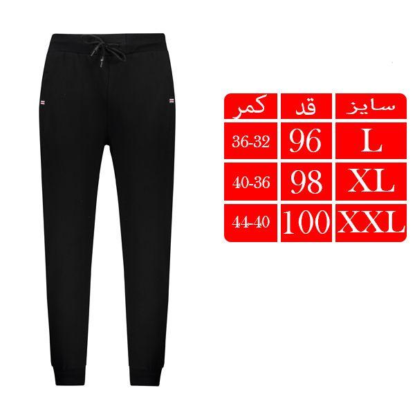 ست تی شرت و شلوار مردانه کد 111213-4 -  - 10