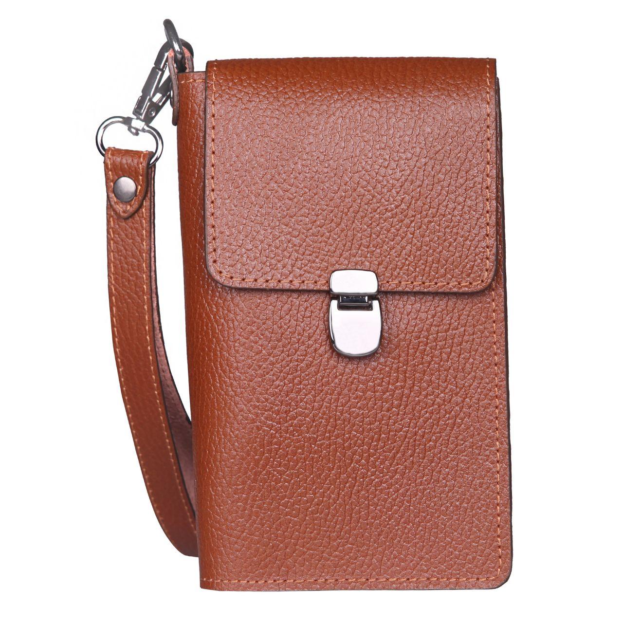کیف دستی چرم ماکان مدل PASS-A1
