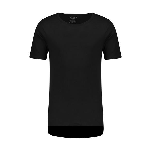تیشرت آستین بلند مردانه لیورجی مدل IAN276219