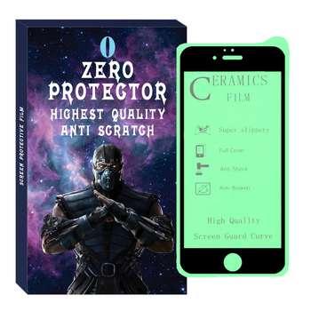 محافظ صفحه نمایش زیرو مدل Zcrm-01 مناسب برای گوشی موبایل اپل Iphone 7 Plus