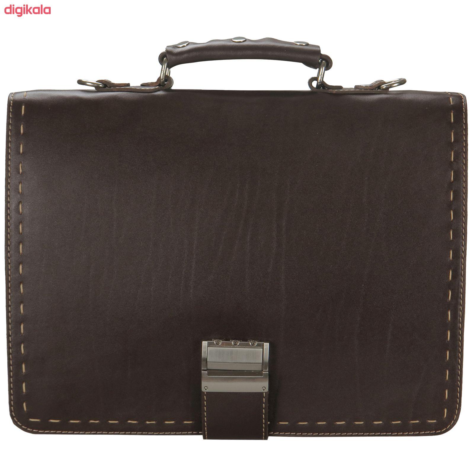کیف اداری مردانه مدل L89 main 1 4