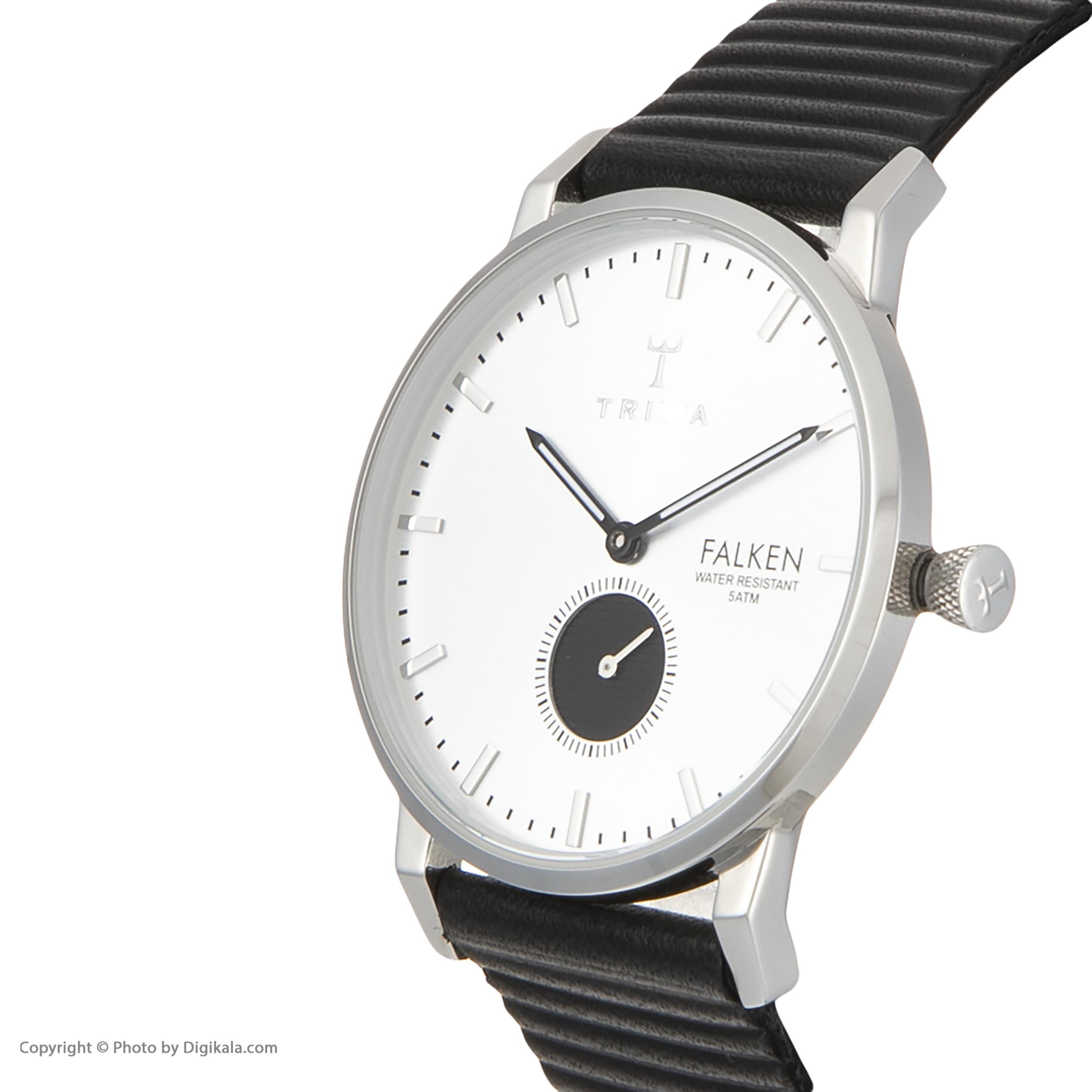 ساعت مچی عقربه ای تریوا مدل FAST106-WC010112