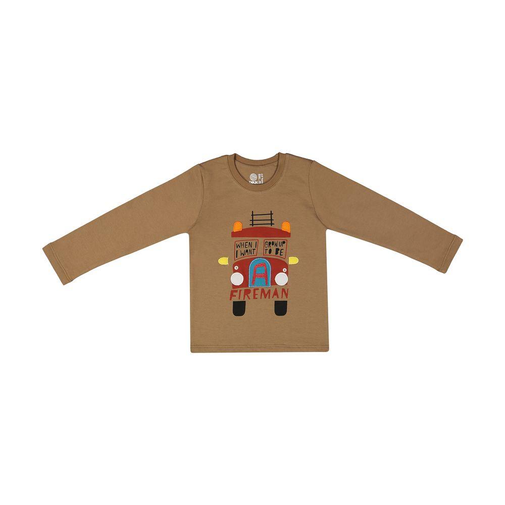 تی شرت پسرانه سون پون مدل 1391363-27