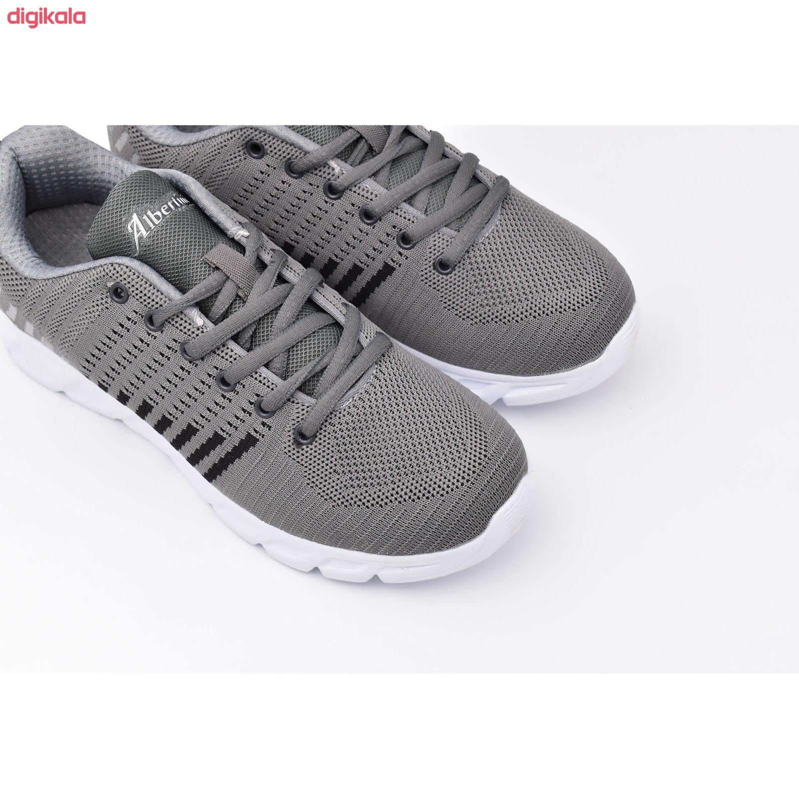 کفش پیاده روی مردانه آلبرتینی مدل زمرد کد 7904 main 1 3