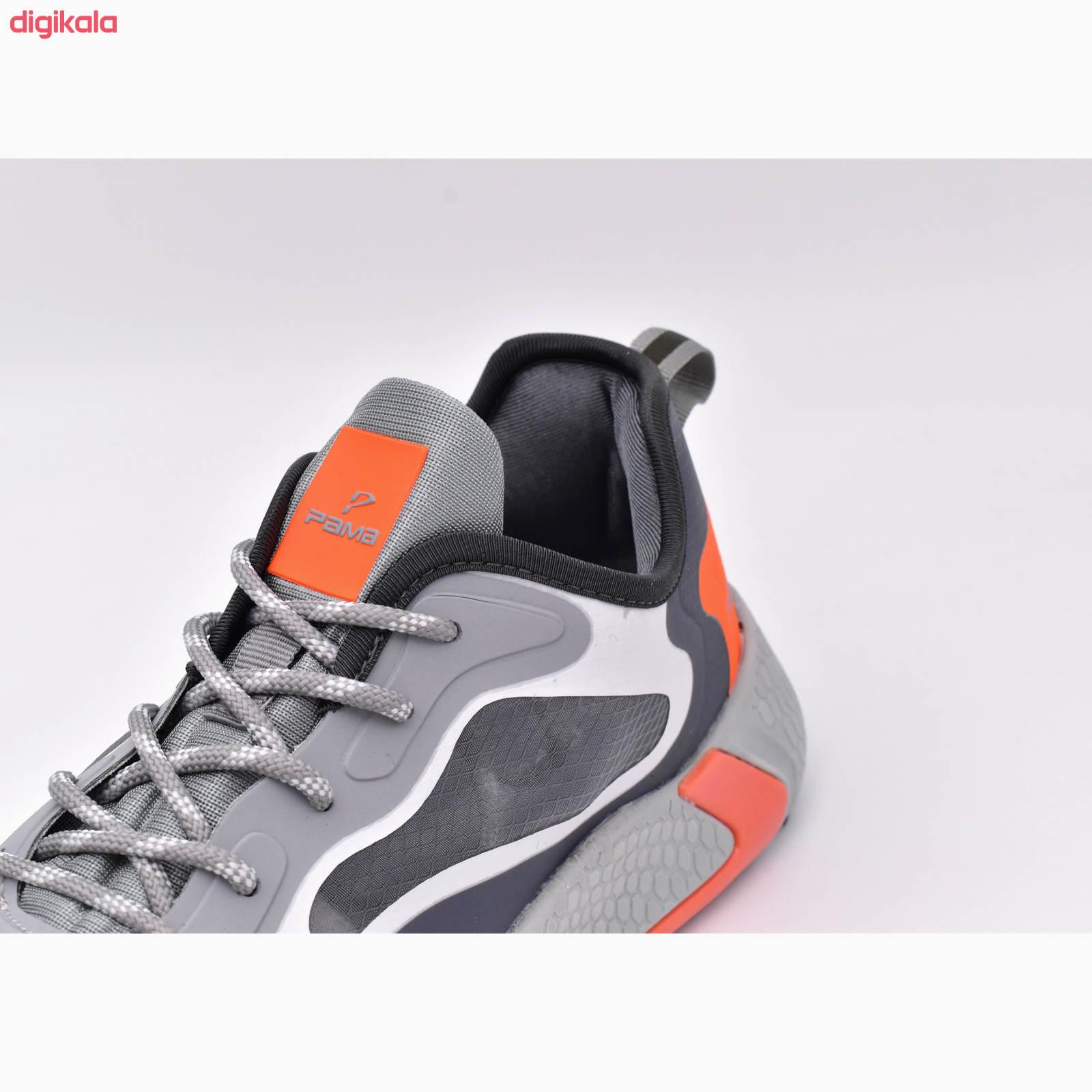 کفش پیاده روی مردانه پاما مدل ساموئل کد G1421 main 1 15