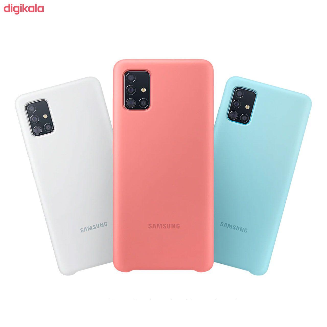 کاور مدل SLCN مناسب برای گوشی موبایل سامسونگ Galaxy A51 main 1 5