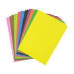 مقوا رنگی کد 04 سایز 24x34 (بزرگتر از A4) بسته 20 عددی thumb