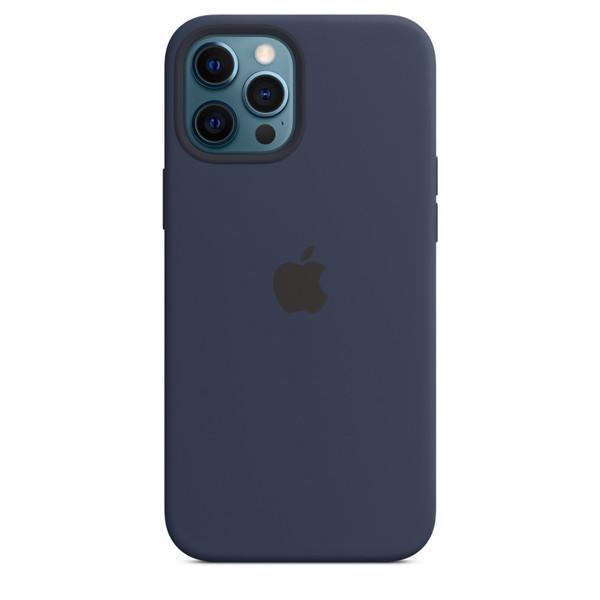 قاب مدل سیلیکونی مناسب برای گوشی موبایل اپل iphone ۱۲ pro