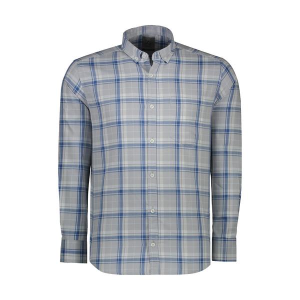 پیراهن آستین بلند مردانه زی مدل 1531351MC