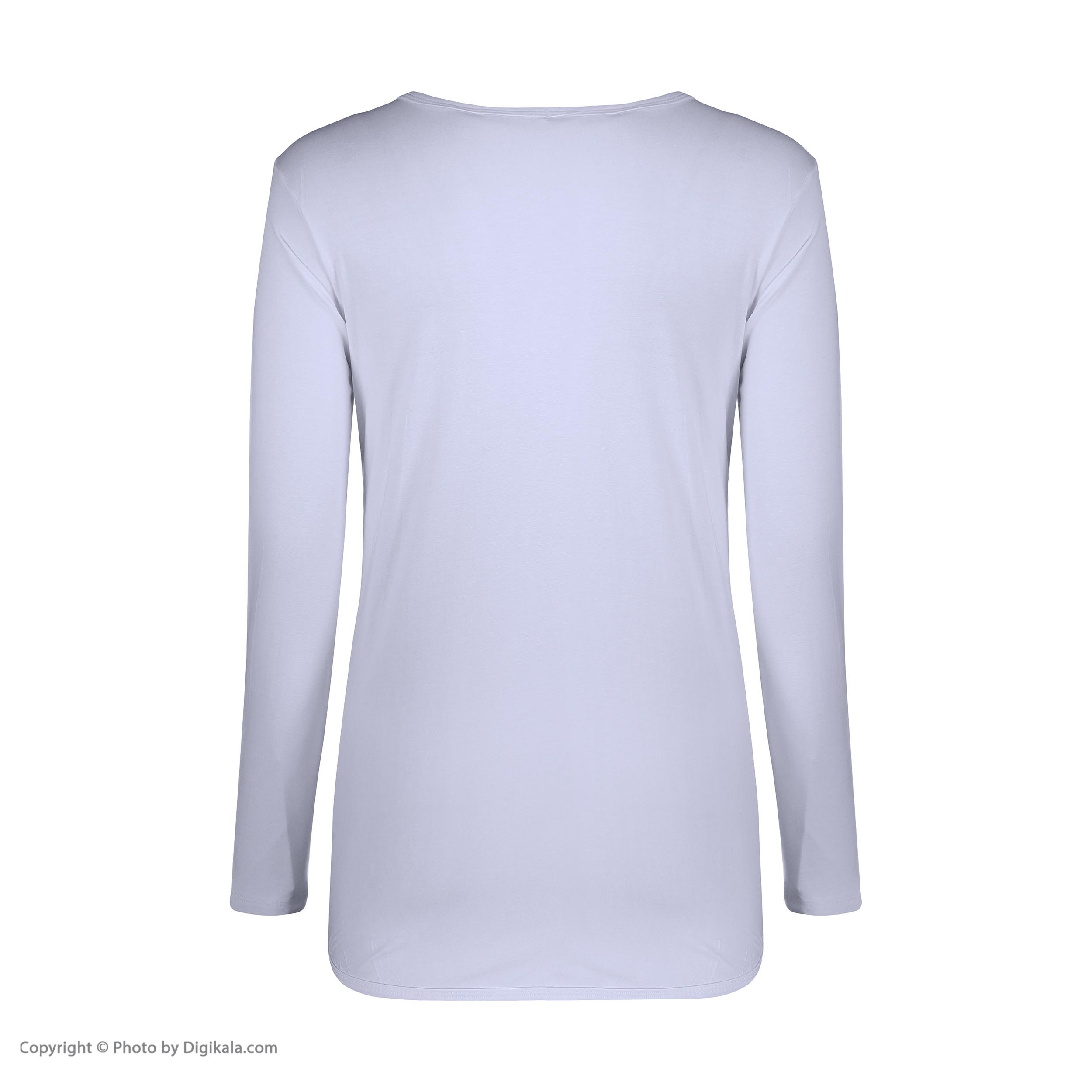 خرید                                      تی شرت زنانه مون مدل 163121493