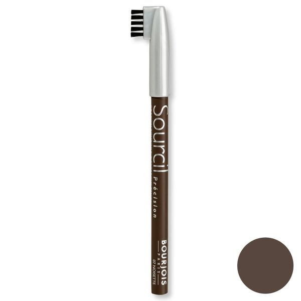 مداد ابرو بورژوآ مدل  Sourcils Precision شماره 07