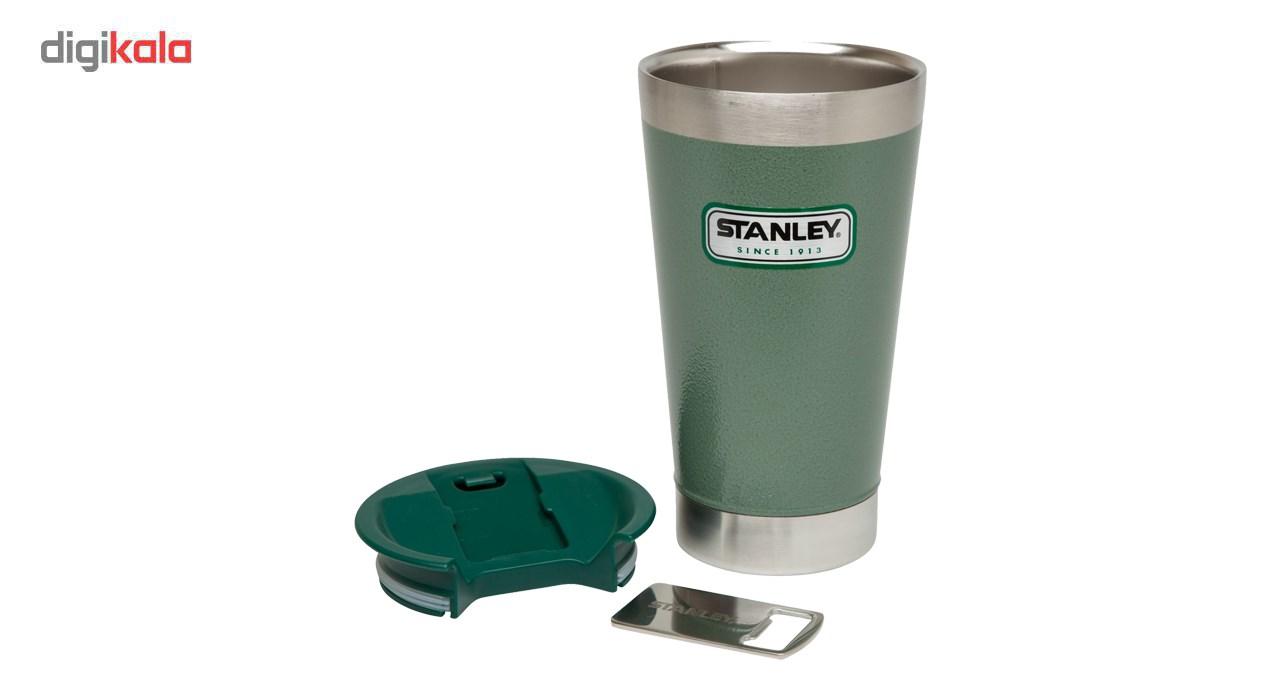 لیوان سفری استنلی مدل Insulated Steel Pint سریِ ادوِنچِر
