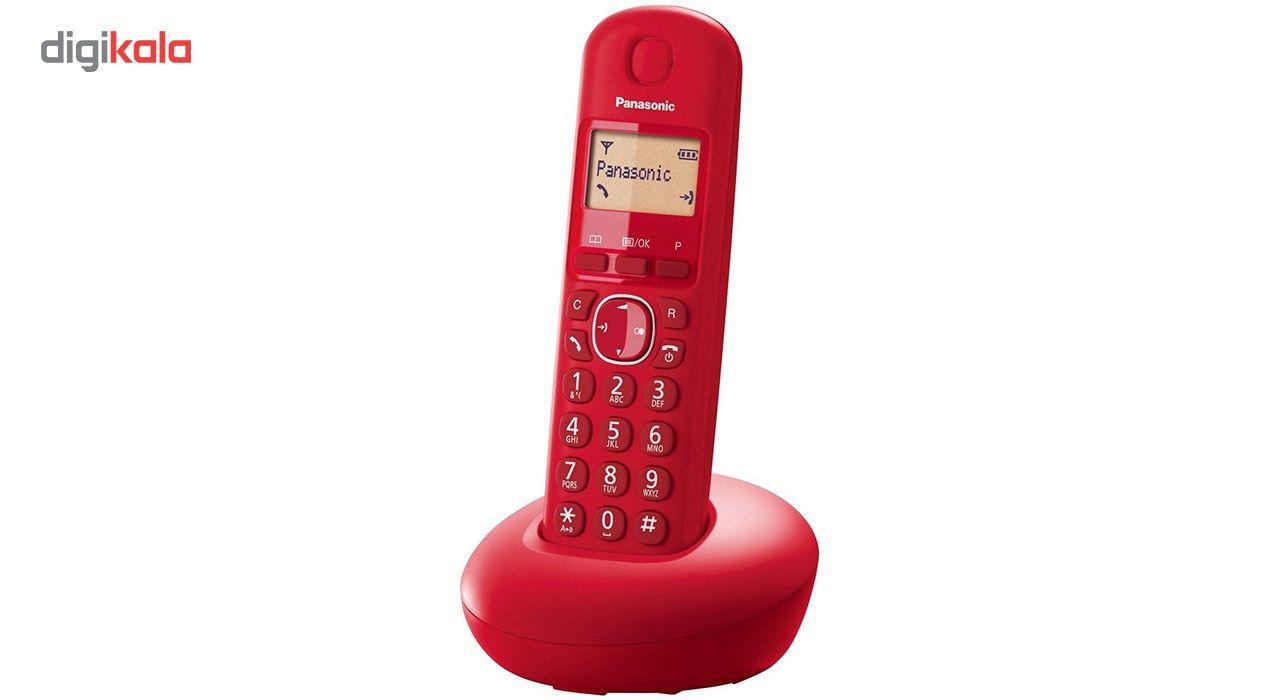 تلفن بی سیم پاناسونیک مدل KX-TGB210 main 1 4