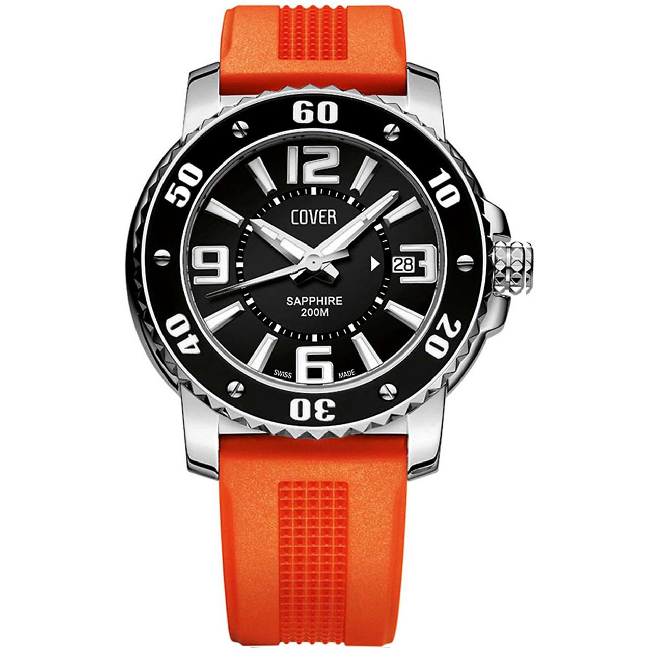 ساعت مچی عقربه ای مردانه کاور مدل Co145.ST1RUB/B
