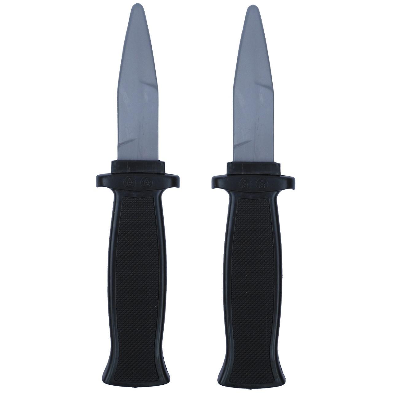چاقوی نمایش مدل 2 Surprise Knife