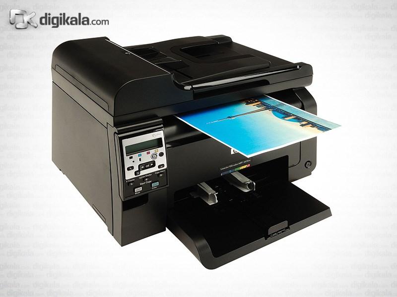 پرینتر لیزری رنگی چند کاره اچ پی  Pro 100 MFP M175