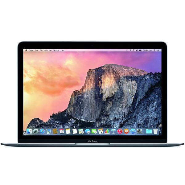 لپ تاپ 12 اینچی اپل مدل MacBook MJY32 با صفحه نمایش رتینا