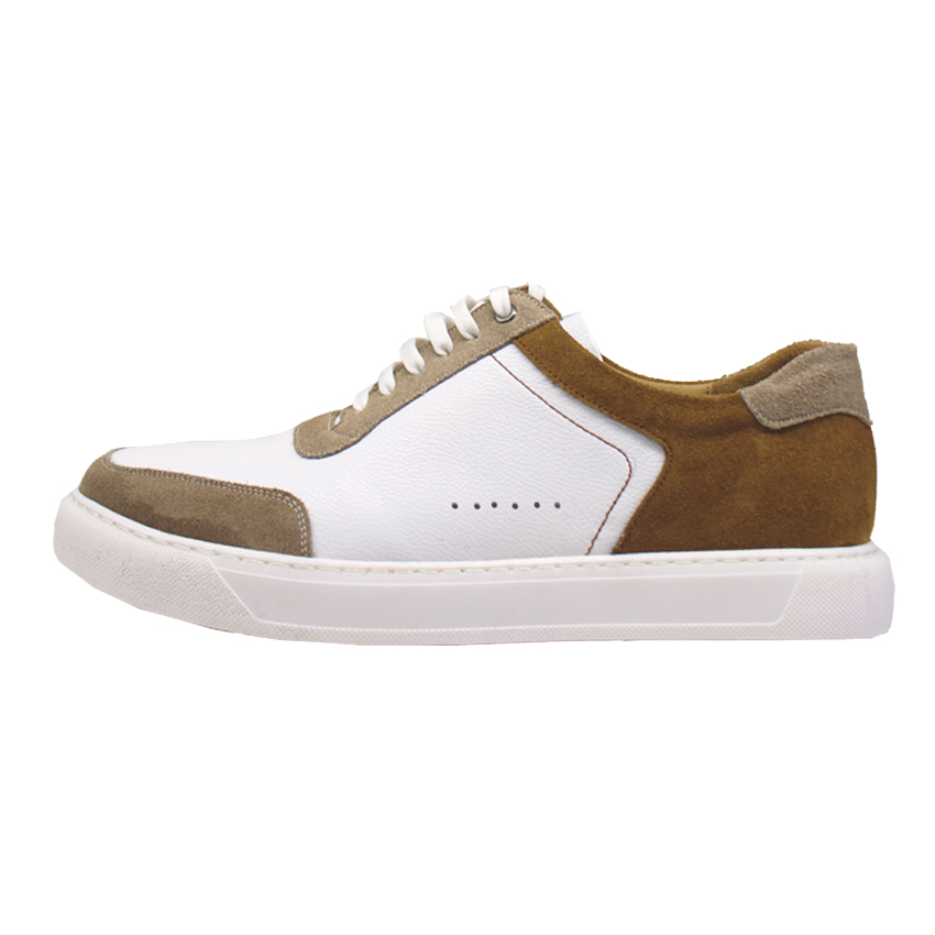 CHARMARA leather men's casual shoes , sh028 Model