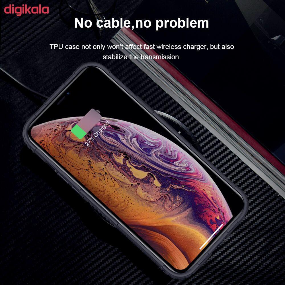 کاور نیلکین مدل Tactics مناسب برای گوشی موبایل اپل Iphone 12 Pro Max  main 1 12