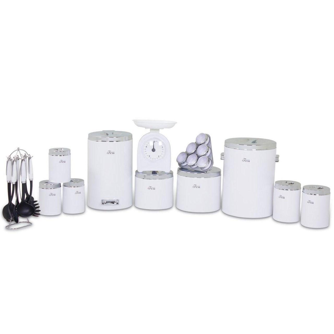 سرویس 24 پارچه آشپزخانه تی ام مدل TM4