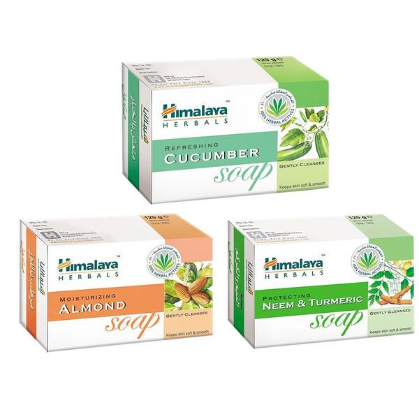 صابون سه عددی هیمالیا وزن 375 گرم سری 3