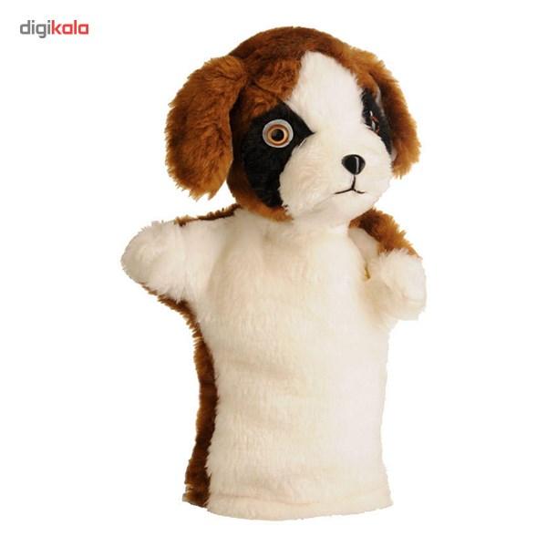 عروسک نمایشی شادی رویان مدل سگ main 1 1